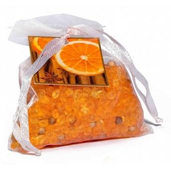 Woreczek z organzy o zapachu pomarańczy i cynamonu Ego Dekor Naranja y Canela