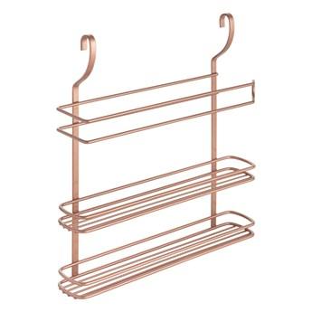 3-poziomowa półka wisząca Metaltex Copper