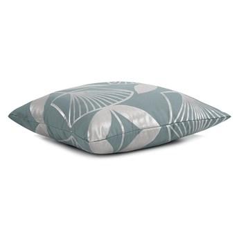Zestaw 2 szarych poszewek na poduszki AmeliaHome Floris, 45x45 cm