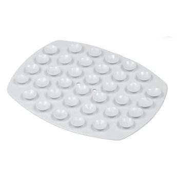 Zestaw 2 antypoślizgowych podkładek pod mydło Metaltex