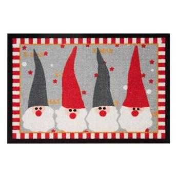 Wycieraczka Hans Home Christmas Gnomes, 40x60 cm