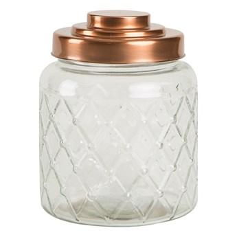 Pojemnik szklany T&G Woodware Lattice, 2,6 l