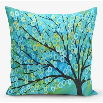 Poszewka na poduszkę z domieszką bawełny Minimalist Cushion Covers Agaca, 45x45 cm