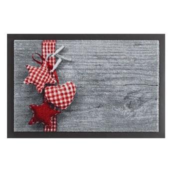 Wycieraczka Hans Home Stars Heart, 40x60 cm