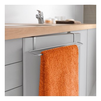 Wieszak na ręcznik na drzwiczki Metaltex Oasis
