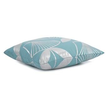Zestaw 2 niebieskich poszewek na poduszki AmeliaHome Floris, 45x45 cm