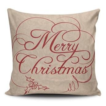 Poduszka Merry Christmas to You, 45x45 cm