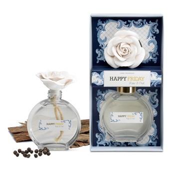 Dyfuzor o zapachu róży i drzewa agarowego HF Living, 190 ml