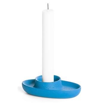 Niebieski świecznik EMKO Aye Aye One Candle