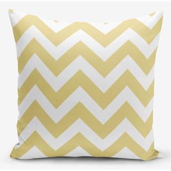 Poszewka na poduszkę z domieszką bawełny Minimalist Cushion Covers Strippin, 45x45 cm