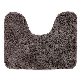 Szarobeżowy dywanik łazienkowy Wenko, 50x40 cm