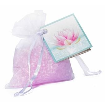 Woreczek zapachowy z organzy o zapachu kwiatu lotosa Ego Dekor Frutos