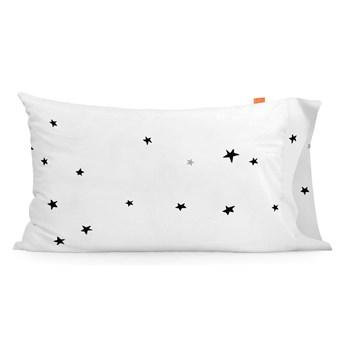 Zestaw 2 bawełnianych poszewek na poduszki Blanc Constellation, 50x75 cm