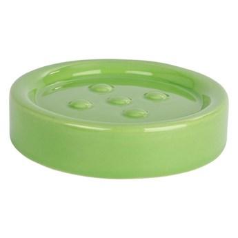 Zielona mydelniczka Wenko Polaris Green