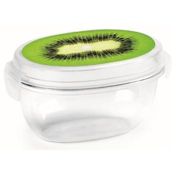 Pojemnik na kiwi ze sztućcami Snips Kiwi Fruit