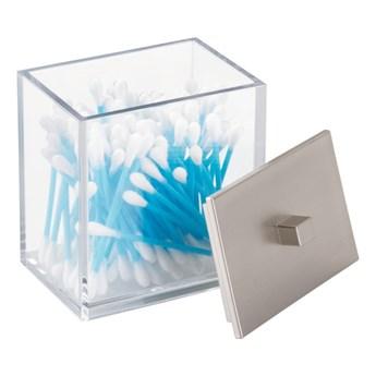 Pojemnik kosmetyczny InterDesign Clarity Canister