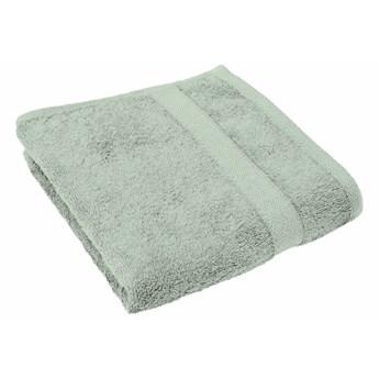 Miętowy ręcznik Tiseco Home Studio, 50x100 cm