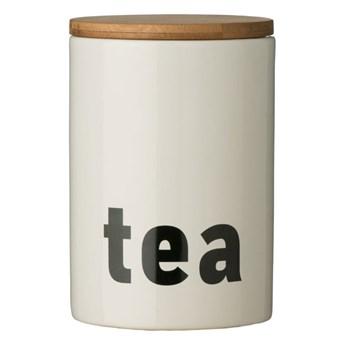 Pojemnik na herbatę z dolomitu Premier Housewares, ⌀ 10 cm