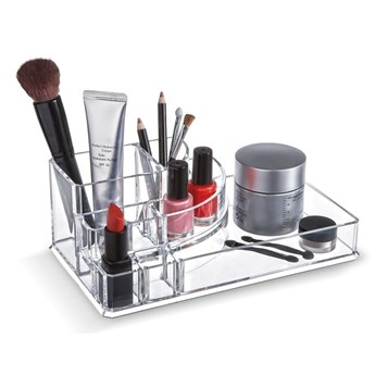 Duży organizer na kosmetyki Domopak Make Up