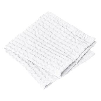 Zestaw 2 białych ręczników Blomus, 30x30 cm