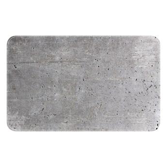 Antypoślizgowa mata do wanny Wenko Concrete, 40x70 cm