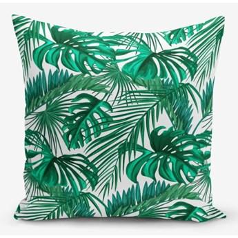 Poszewka na poduszkę z domieszką bawełny Minimalist Cushion Covers Mint Green Kavanice, 45x45 cm
