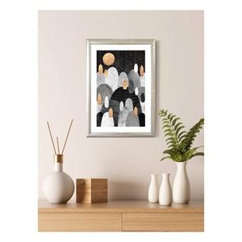 Obraz Piacenza Art Moonlight, 30x20 cm