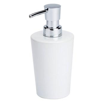 Biały dozownik do mydła Wenko Coni