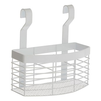 Biały kuchenny koszyk wiszący Premier Housewares Sorello