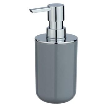 Szary dozownik do mydła Wenko Posa, 330 ml