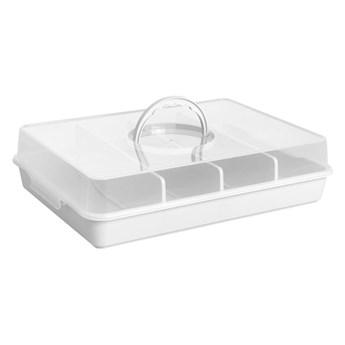 Pojemnik prostokątny na ciasto Plast Team