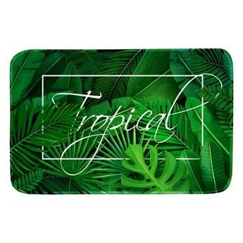Dywanik łazienkowy Leaves Tropical 38 X 58 Domarex