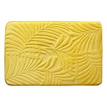 Dywanik łazienkowy Exotic Nature Zółty 40 X 70 Domarex