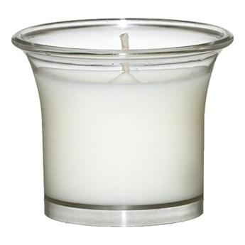 Świeca zapachowa w szkle 4 szt. lilia