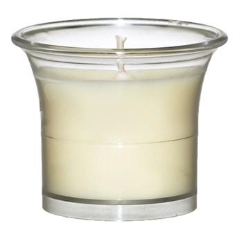 Świeca zapachowa w szkle 4 szt. wanilia