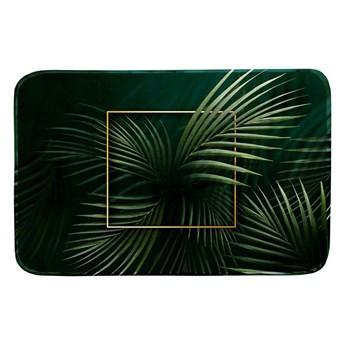 Dywanik łazienkowy Leaves Palms 38 X 58 Domarex