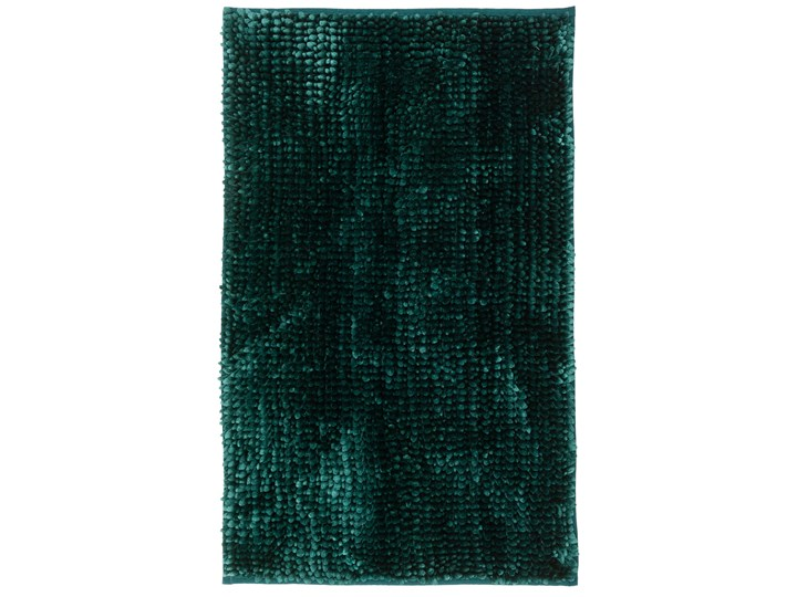Dywanik Łazienkowy Shiny Chenille Zielony 60 x 90 cm