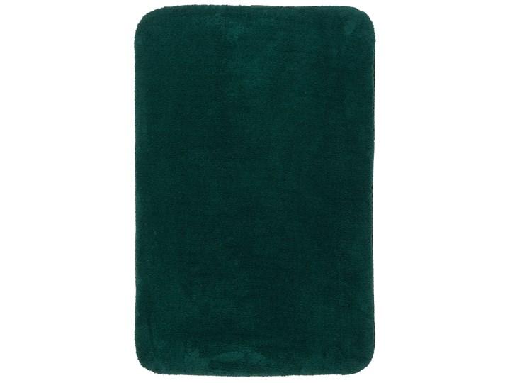 Dywanik Łazienkowy Dijin Zielony 50 x 80 cm Poliester 50x80 cm Mikrofibra Kategoria Dywaniki łazienkowe