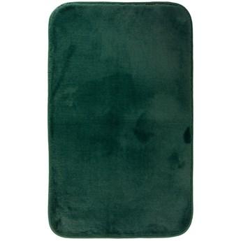 Dywanik Łazienkowy Polar Zielony 50 x 80 cm