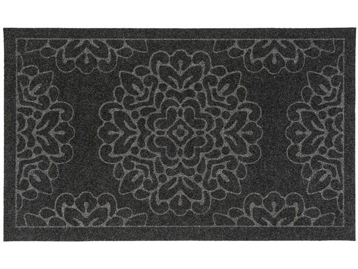 Wycieraczka Embossed Rolowana Madura Czarna 45 x 75 cm Kolor Czarny Kategoria Wycieraczki