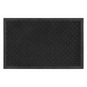 Wycieraczka Dirt Scraper Czarny 37 x 60 cm