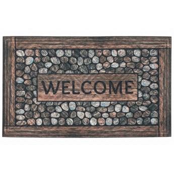 Wycieraczka Lima Welcome Kamienie 45 x 75 cm