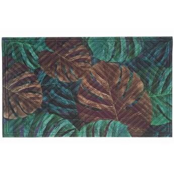 Wycieraczka Tekstylna Print Monstera 45 x 75 cm