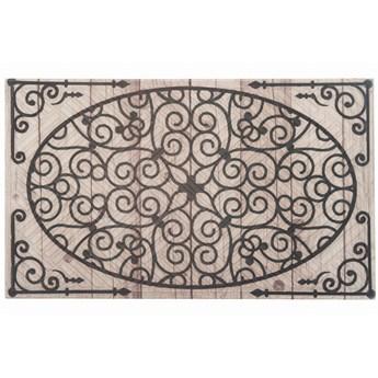 Wycieraczka Tekstylna Print Medalion 45 x 75 cm