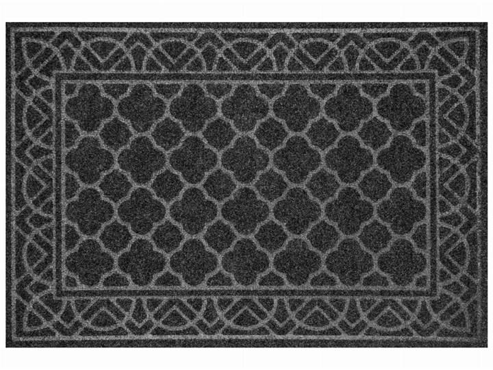 Wycieraczka Embossed Rolowana Andor Czarna 60 x 90 cm Kolor Czarny