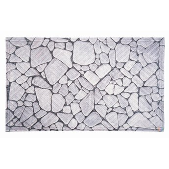 Wycieraczka Tekstylna Print Kamienie 45 x 75 cm