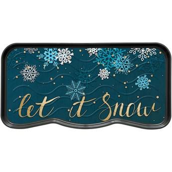 Ociekacz Drukowany Let it Snow 38 x 75 cm