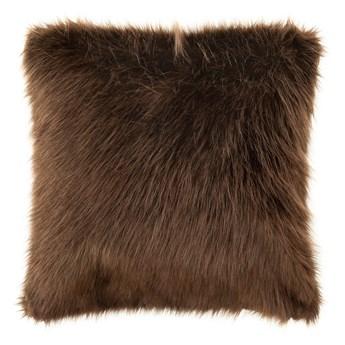 Poduszka Dekoracyjna Fox Brąz 40x40 cm