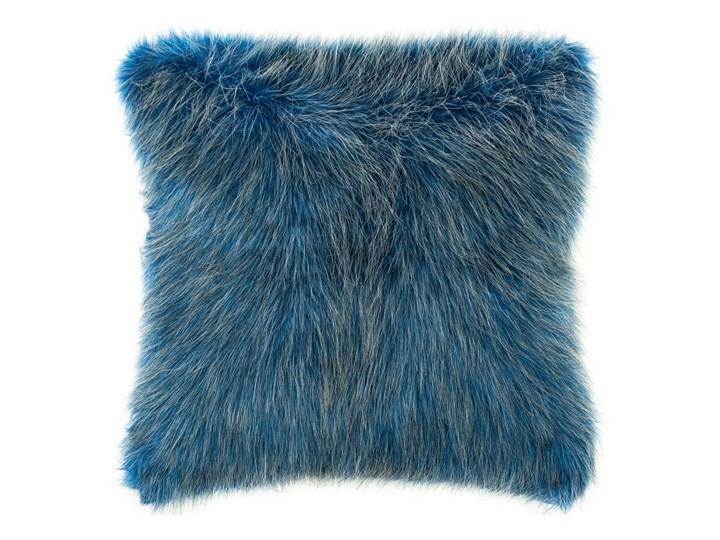 Poszewka Fox Niebieski 40x40 cm Poszewka dekoracyjna Kategoria Poduszki i poszewki dekoracyjne