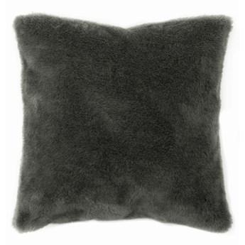 Poduszka Dekoracyjna Tedi Ciemny Szary 40x40 cm